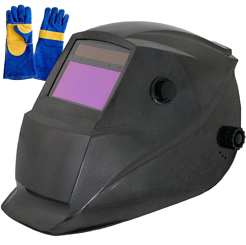Variable Darkening Welding Helmet