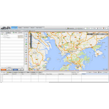 Free Shipping & Free Installation Live GPS Tracking Software, Realtime, Report and History Check (ts05-kw)