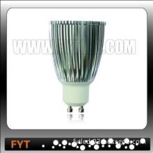 7W Dimmable LED spotlight Samsung LED GU10