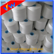 100% polyester sewing material thread