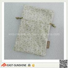 Kundenspezifische Sublimation Print Microfiber Geschenk Tasche mit Etikett (DH-MC0590)
