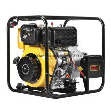 (Китай) 2-дюймовый Верхнеклапанный дизельный двигатель мини высокого давления воздушный насос