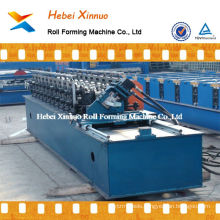 aluminum shelves roll forming machine