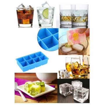For Drinks Silicon Cake Moulds Soap Mold Ice Tray