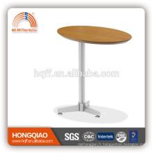 ET-451C-1 Table basse design en acier et bois