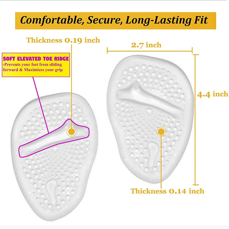 Gel Shoes Insoles