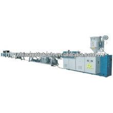 Máquina de extrusión de tubos de PVC