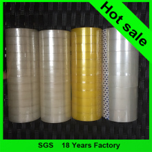 BOPP Transparent Adhesive Tape/Carton Sealing Tape