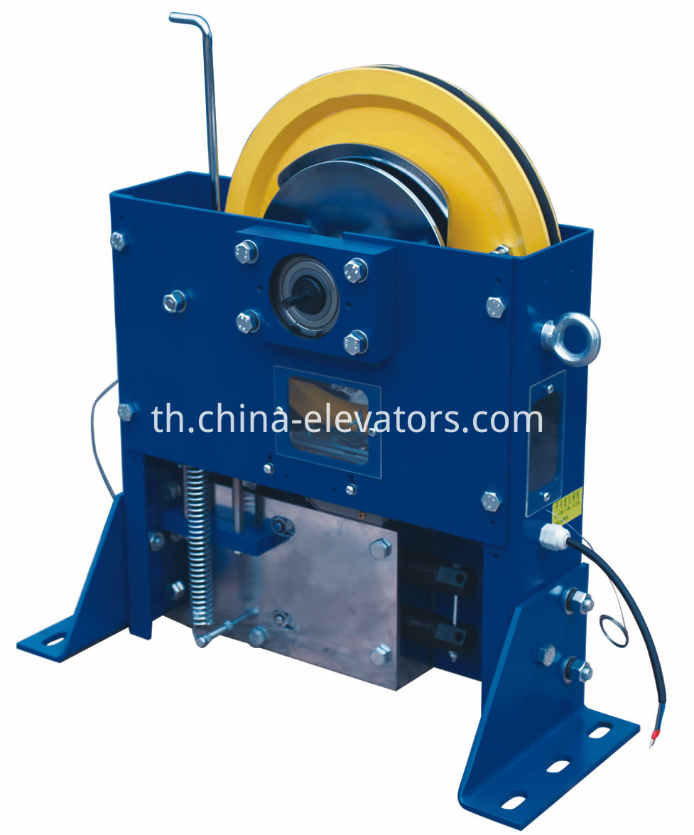 High Speed Elevator Overspeed Governors OSR-UD-20