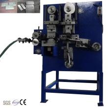 2016 automática de acero fleje máquina de sello (logotipo de impresión)