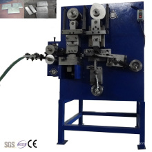 2016 Automatic Steel Strapping Seal Machine (Imprimir logo)