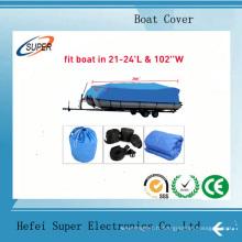 Couvre-bateaux universels imperméables protégés contre les UV