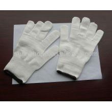 Полиэфирные трикотажные перчатки 10 калибра
