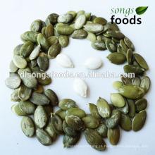 Sementes de abóbora comestíveis, sementes que comemos