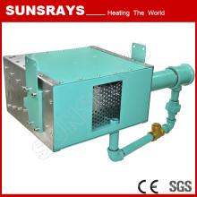 Brûleur de four de circulation d'air chaud de chauffage industriel