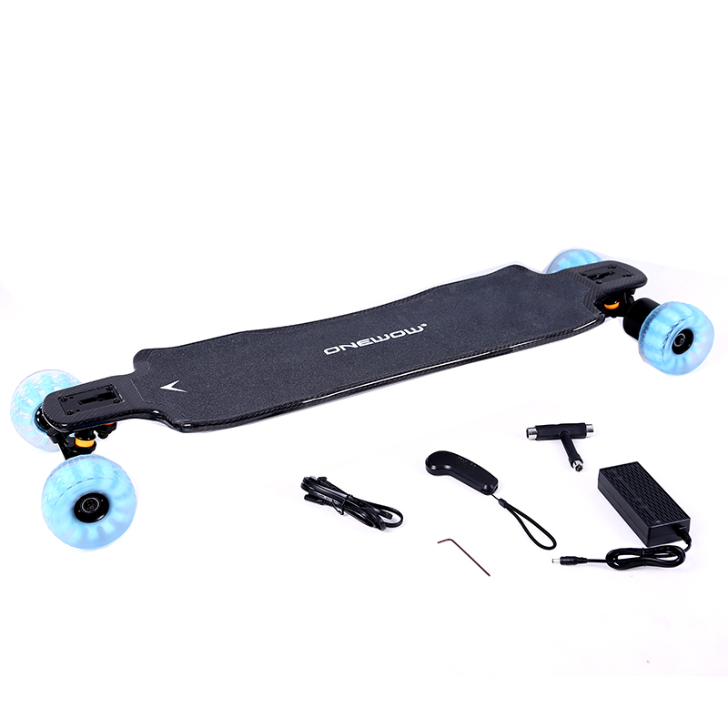 direct drive electric skateboard