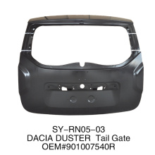 DACIA DUSTER Tail gate