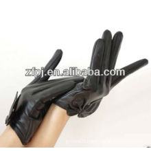 Ladies Deerskin Leather Driving Gloves
