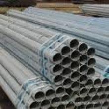 ASTM A53 GrB Tubo de aço galvanizado