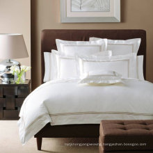 100% Cotton or T/C 50/50/Embroidery Hotel/Home Bedding Set (WS-2016009)