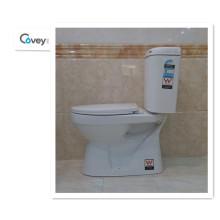Моющийся двухкомпонентный туалет / водонагреватель (CVT8004)