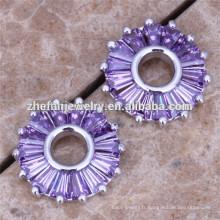 Boucles d'oreilles de filles de mode de Corée costume bijoux nouveau produit