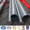 Polo de distribuição de aço para linha de transmissão 69kv