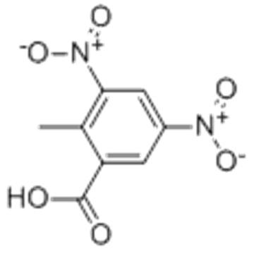 3,5-Dinitro-2-methylbenzoic acid CAS 28169-46-2