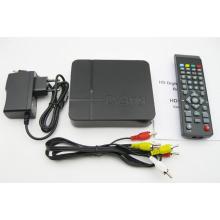 DVB T2 Наземный ресивер DVB-T2 MPEG-2 / -4 H. 264 FTA Full HD Мини-абонентская приставка