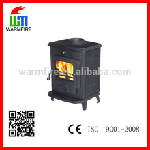 indoor cast iron wood burning stove for saler WM701A