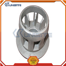 Steel investment casting precision components
