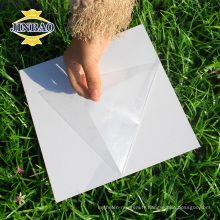 feuilles de mousse auto-adhésives de PVC d'album de photo pour des pages intérieures
