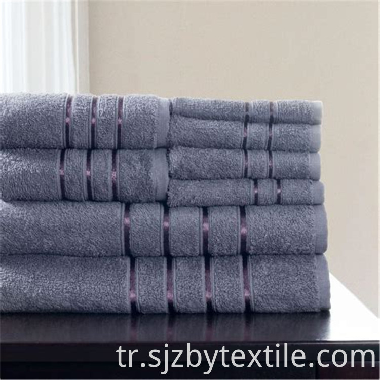Bright Colored Bath Towel