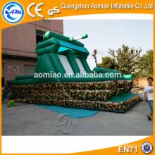 Kids Salto Giant Inflável Slides Comercial Bouncer Castle Slide Para Venda