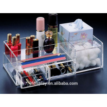 Clear Acrylic Makeup Organizer For Home