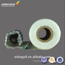 Luftsäule rollt Verpackung zum Schutz