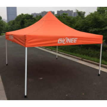 Commercial advertising folding canopy tent