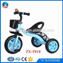 Hochwertige Fabrik Preis 3-Rad Fahrrad für Kind / Kinder drei Rad Fahrräder / billig Baby Dreirad