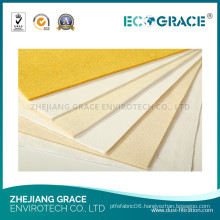 P84 Filter Cloth Filter Fabric Filter Bag for Coal Firm Filtration