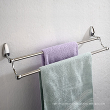 Polished finishing Stainless Steel Hanger Bar for Kitchen Bathrooms