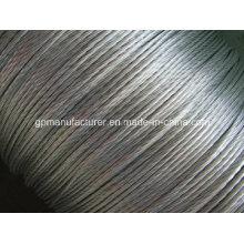 Hilo de acero galvanizado de DIP caliente de 3,0 mm