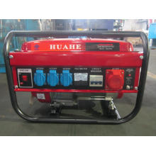 3kw Three Phase Small Portable Gasoline Generator