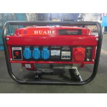 3kw trifásico pequeno gerador de gasolina portátil