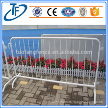 high quality galvanized mobile temporary fence,Color optional,Professional manufacturer