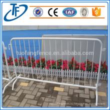 Высококачественный оцинкованный подвижный временный забор, цвет необязательный, профессиональный производитель