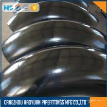 Cotovelo longo do aço de carbono de Astm A106