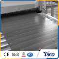 malla de metal perforado galvanizado, rejilla de altavoz de malla metálica de aluminio perforado