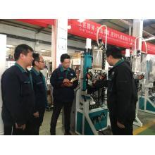 Vollautomatische Spacer Trockenmittelfüllmaschine