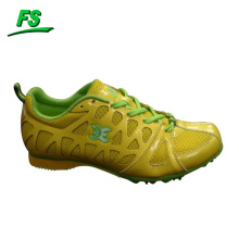new design bright colorful track running shoes