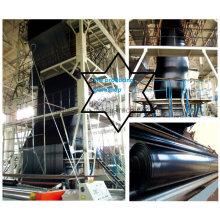 ASTM Geomembrane Usando como Aquaponics Grow Bed na venda quente